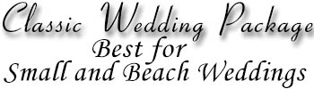 wedding ocean city prices rates beach photographer